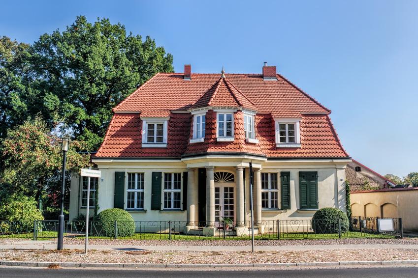 Rheinsberg Stadtvilla